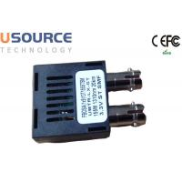 Quality 1000 Base-Bx Gigabit 1 X 9 Optical Transceiver Duplex ST SC FC Connector for sale