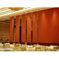 Wholesale Fire prevention MDF Movable Partition Walls For Dining Hall from china suppliers