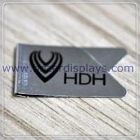 Wholesale  Promotional Metal Paper Clip/Metal Spring Clips/Memo Clip from china suppliers