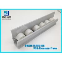 Wholesale For Conveyors 40B Roller Track Placon 40 mm Width Aluminum Alloy Flange Frame from china suppliers