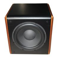 Wholesale 12''  Good Bass 200W Amplifier And Subwoofer For 5.1 Home Theater System from china suppliers