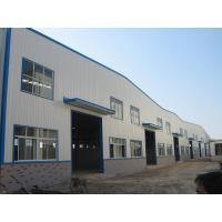 Wholesale High Strength Bolt Prefabricated Steel Structure Building For Garage-For Hangar from china suppliers