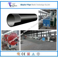 Wholesale SRTP Pipe Making Machine, SRTP Pipe Extrusion Line, Steel Reinforced PE Pipe Production Line from china suppliers