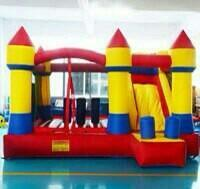 Wholesale Funny Inflatable Little Tikes Bounce House , 12ft Bouncy Castle from china suppliers