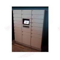 Wholesale Keyless Express Automatic Parcel Delivery Locker, Courier Locker with credit card reader from china suppliers