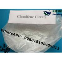 Wholesale CAS 50-41-9 Safest Anabolic Steroid Anti Estrogen Clomid For Improving Recovery from china suppliers