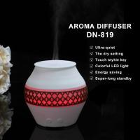 Buy cheap 120ml LED Light Essential Oil Diffuser Mini Ultransmit Aroma Diffuser from wholesalers