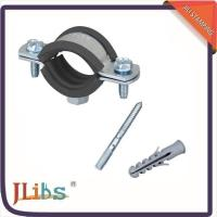 Wholesale Suspension Cast Iron Pipe Support Clamps With Electro Zinc Coated Surface from china suppliers
