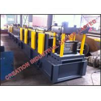 Wholesale Galvanised Steel Z Sections Purlin Panel Manufacturing Machine from china suppliers