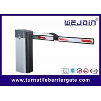 Wholesale IP44 Vehicle Control Electronic Barrier Gates With 90 Degree Square & Folding Arm from china suppliers