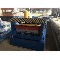Wholesale High Speed  Metal Roof Roll Forming Machine Low Noise  CE ISO Certificated from china suppliers