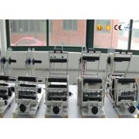 Wholesale Omron label stock electric eye self adhesive sticker semi automatic round bottle labeling machine with CE standard from china suppliers
