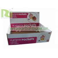 Wholesale Pockets Cardboard Gift Box Customized Point Of Purchase Corrugated Carton Box ENCA017 from china suppliers