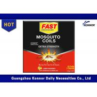 Wholesale OEM Household Disposable Black Mosquito Coil With No Offensive Odor from china suppliers
