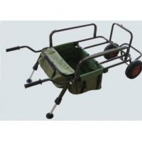 Wholesale Sturdy Powder Coated Steel Frame Standard Fishing Tackle Trolley from china suppliers