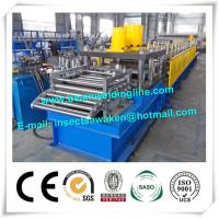 Wholesale Automatic Column Steel Silo Forming Machine For Highway Guardrail from china suppliers