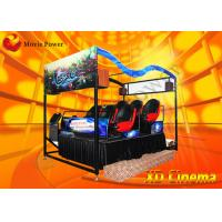 Wholesale Multi Person Interactive 6 DOF VR XD Cinema Movie Theater Equipment from china suppliers
