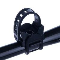 Wholesale Flashlight Holder Bicycle Bike Lamp Torch Clip Mount from china suppliers