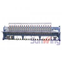Wholesale 20 Head Flat / Chenille Embroidery Machine For Hats And Shirts from china suppliers
