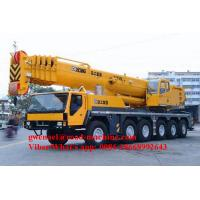 Wholesale All Terrain Crane Hydraulic Power Telescopic Boom Crane 160T/160000KG Capacity Truck Crane, QAY160, QY160K from china suppliers