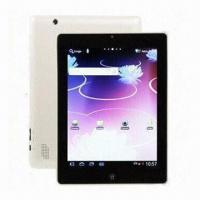 Wholesale 7-inch Tablet PC, Capacitive Multi-touch Display, 512MB RAM and 4GB HDD, Google's Android 4.0.3 O/S from china suppliers