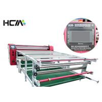 Wholesale Automatic Roller Press Heat Transfer Printing Machine With Emergency Stop Device from china suppliers