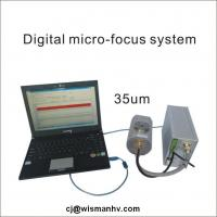 Wholesale 35um Mircro-focus X-ray inspection system of All Digital control(RS-232/RS-422) from china suppliers