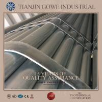 GI hot dipped galvanized steel pipe factory and professional construction