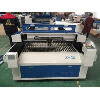 Wholesale Double heads cnc laser wood cutting machine / laser acrylic engraving machine from china suppliers