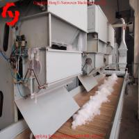 Wholesale High Speed Non Woven Textile Fiber Opener Machine Capacity 200kg/H from china suppliers