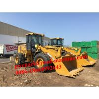 Wholesale 220HP Loading 5T Compact Wheel Loader With 3m³ Bucket 3550mm  Ground Clearance from china suppliers