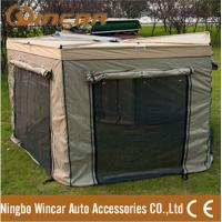 Wholesale Car Roof Top Tent / Australia Design 200D polyester Canvas fox awning from Ningbo Wincar from china suppliers