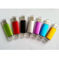 Wholesale Professional Colorful Micro USB Flash Device , 32GB USB Flash Drive Disk from china suppliers