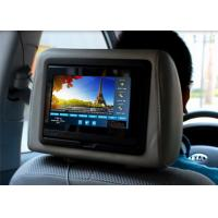 Wholesale Popular Design Taxi Touch Screen Advertising Placement Rearseat Car Headrest Android Pad from china suppliers