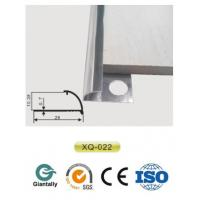Wholesale Aluminum tile Yang Angle line, aluminum tile trim from china suppliers