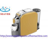 Wholesale Italy Pump Dolce Gusto Coffee Machine with Removable Reservoir from china suppliers