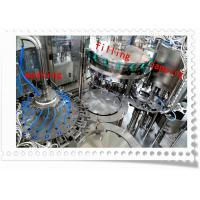 Wholesale PLC Control Beverage / Carbonated Drink Filling Machine Electric Driven 380V 50HZ from china suppliers