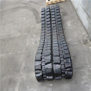 Quality Excavator Rubber Tracks 300*52.5*84W for Excavator Kubota U35 for sale