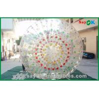 Wholesale Kids Fun Park Inflatable Sports Games 2.3x1.6m Used Zorb Ball from china suppliers