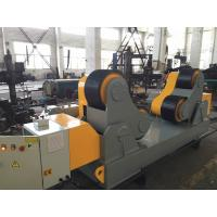 Wholesale 30 Ton PU Self - Aligning  Pipe Welding Rotator With Remote Hand Control from china suppliers