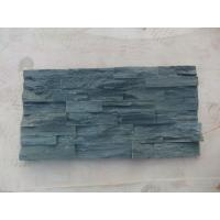 Wholesale Culture Stone , Stone Venner , Green Slate Culture Stone 600x150x10-25mm from china suppliers