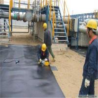 Buy cheap 5.8M width black color 1mm HDPE  pond liners for Impermeable Geomembrane by sincere factory price supply from wholesalers