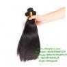 Buy cheap Brazilian virgin hair weft, grade 7a virgin hair, remy human hair product wholesale unprocessed virgin Brazilian hair from wholesalers