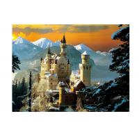 Wholesale Stock Neuschwanstein Castle 3D Lenticular Living Room Painting Picture PET Printing from china suppliers