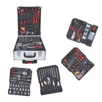 Wholesale Multifunction 186pcs Combination Hand Tool Set , Professional Household Socket Sets from china suppliers