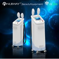 Wholesale IPL SHR IPL for fast hair removal by nubway (SHR IPL) from china suppliers