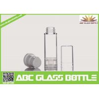 Wholesale Wholesale best cheap empty 5ml plastic bottles,airless bottle from china suppliers