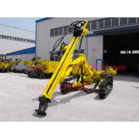 Wholesale CL351 Pneumatic Rock Blasting DTH Drilling Rig compare with atlas copco CM351 , Airrock D45 / D50 from china suppliers