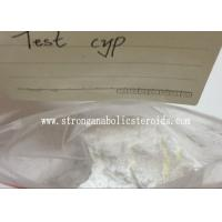 Wholesale High Purity Muscle Building Steroids Test Cyp CAS 58-20-8 Testosterone Cypionate 250mg from china suppliers