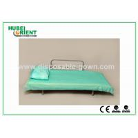 Wholesale Blue Disposable Non Woven Bed Sheets for Hospital Clinic Beauty Center Use from china suppliers